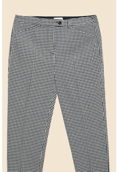 Oltre Pantaloni cu imprimeu houndstooth Femei