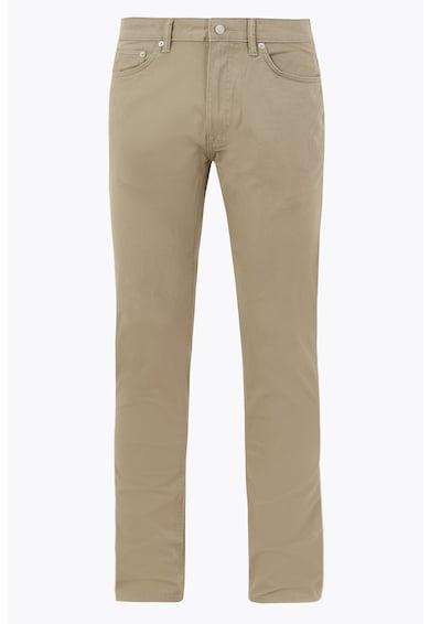 Marks & Spencer Marks and Spencer, Pantaloni drepti cu 5 buzunare Barbati