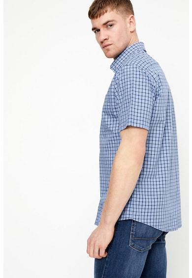 Marks & Spencer Camasa cu maneca scurta si model in carouri Barbati