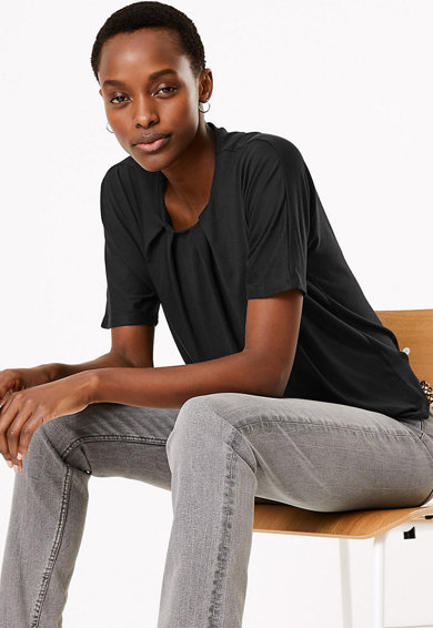 Marks & Spencer Bluza cu maneci raglan Femei
