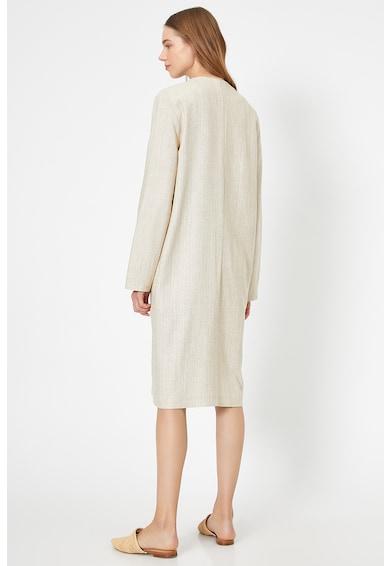 KOTON Kabát zsebekkel az elején női