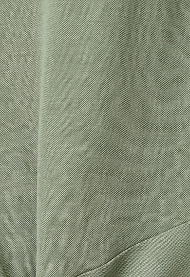 KOTON Rövid ujjú modáltartalmú felső csomózott részlettel női