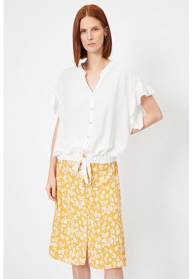 KOTON Fodros szegélyű ing női