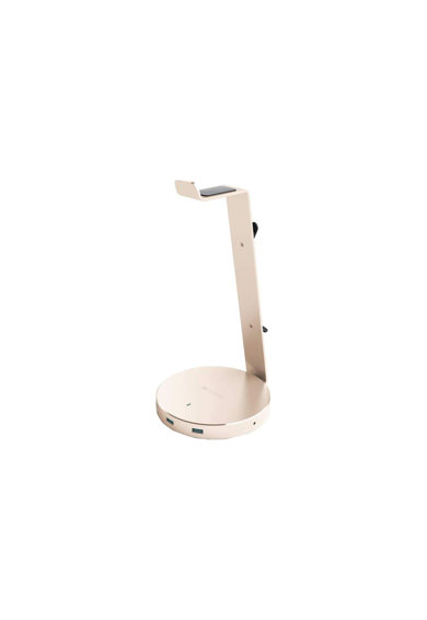 SATECHI Stand casti  cu HUB USB 3.0, aluminiu Femei