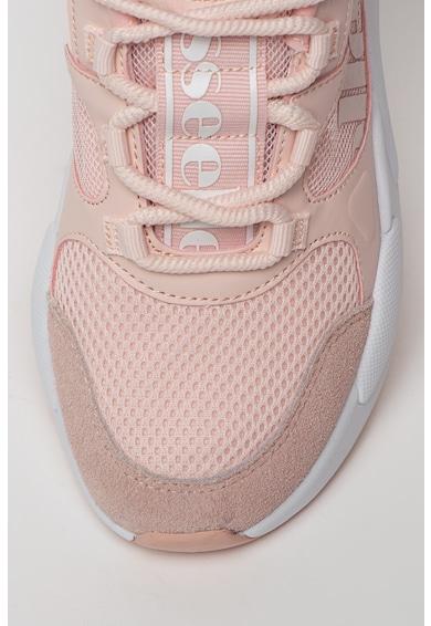 ELLESSE Pantofi sport cu insertii din plasa si piele Athina Femei