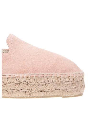 Manebi Pantofi loafer de piele intoarsa Femei