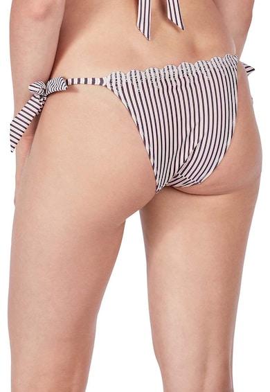 Skiny Slip brazilian cu cusaturi contrastante Ibiza Femei