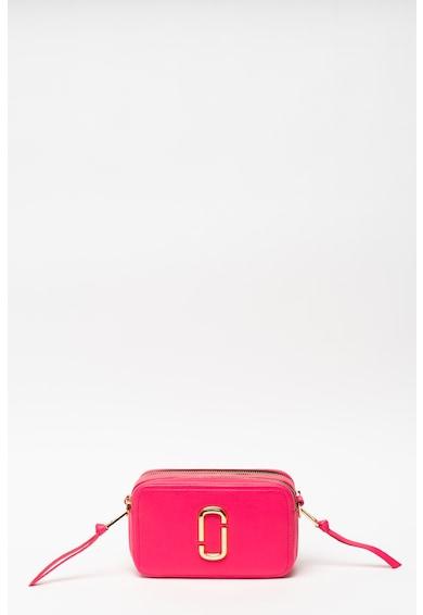 Marc Jacobs Geanta crossbody de piele The 21 Softshot Femei