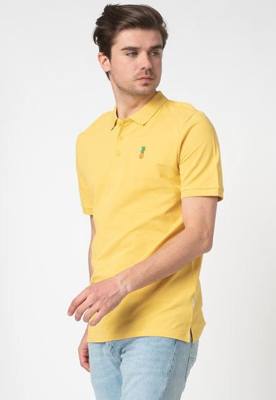 Only & Sons Tricou polo regular fit, din bumbac, Billy Barbati