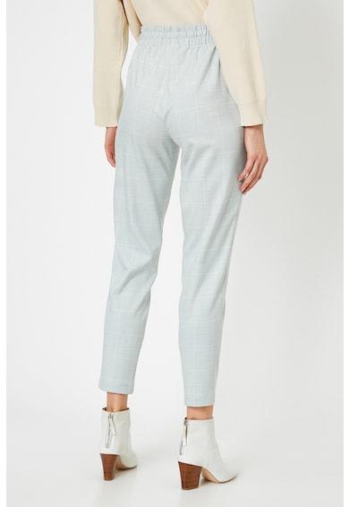 KOTON Pantaloni in carouri cu snur de ajustare Femei