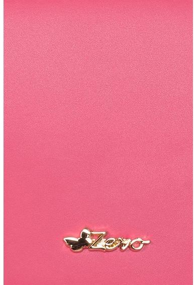 Zevo Anastasia keresztpántos bőr és nyersbőr táska női