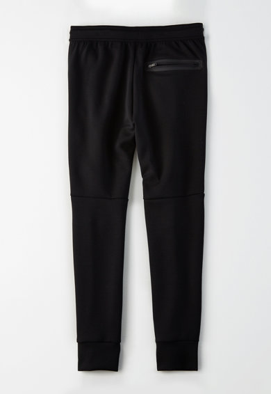 American Eagle Pantaloni jogger conici cu snur in talie Barbati