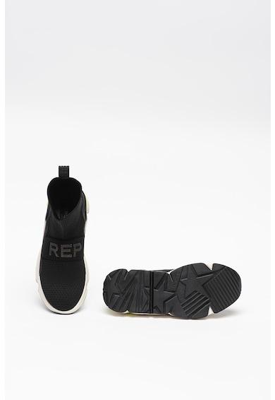Replay Pantofi sport slip-on Sailors Femei