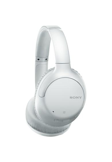 Sony Casti audio  WH-CH710NW, Noise Canceling, Google Assistant, Wireless, Bluetooth, NFC, Autonomie de 35 ore Femei