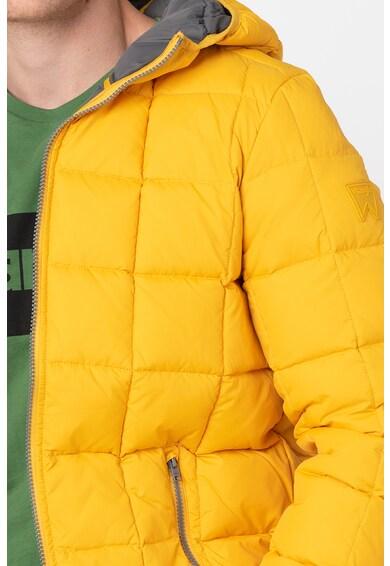 Wrangler The Puffer steppelt dzseki kapucnival férfi