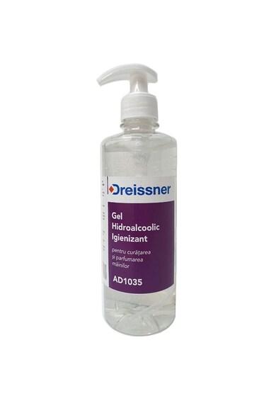 Dreissner Gel igienizant pentru maini  cu min. 70% alcool Femei