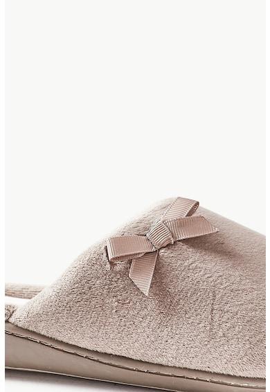Marks & Spencer Papuci de casa cu aplicatii cu funda Femei