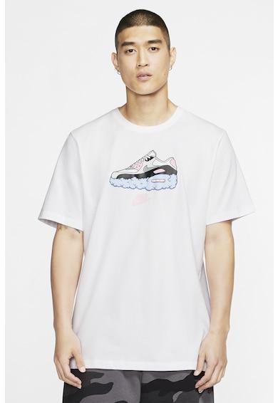 Nike Памучна тениска Air Max Мъже