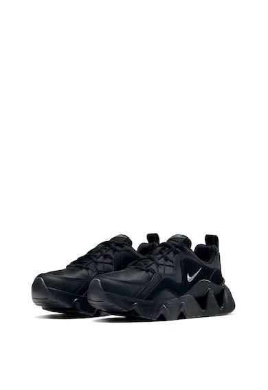 Nike Pantofi sport cu talpa masiva si garnituri de piele intoarsa Ryz 365 Femei