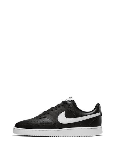 Nike Спортни обувки Court Vision с кожа Мъже