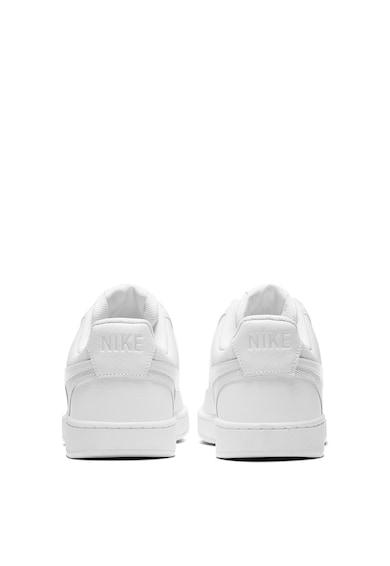 Nike Pantofi sport cu garnituri din piele Court Vision Barbati