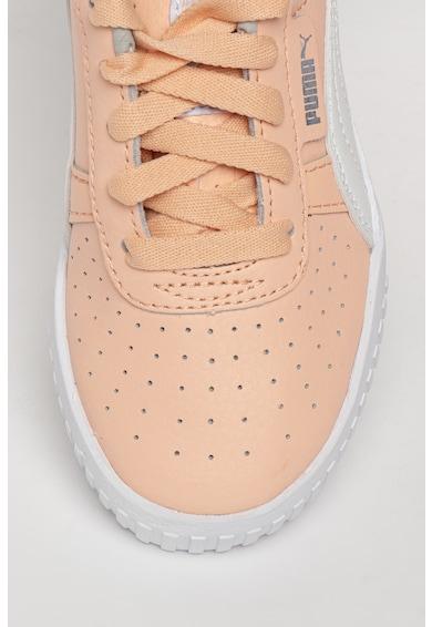 Puma Спортни обувки Cali с перфорации Момичета