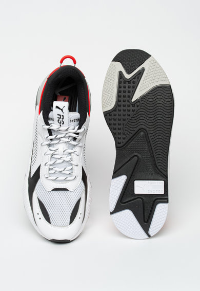 Puma Спортни обувки RS-X Tracks с еко кожа Мъже