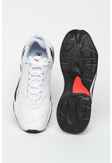 Puma Кожени спортни обувки Thunder без закопчаване Жени
