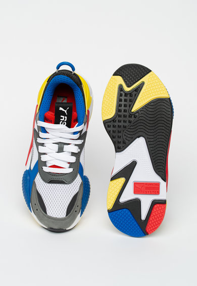 Puma Спортни обувки Toys Jr S с еко кожа Момчета