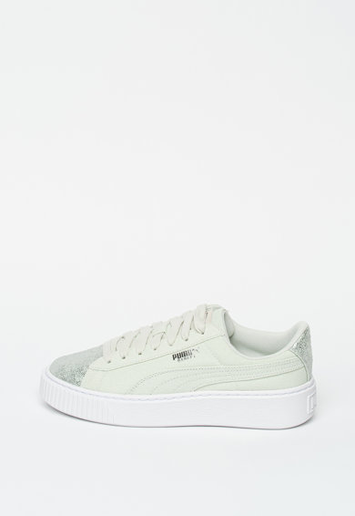 Puma Спортни обувки с бляскави детайли Жени