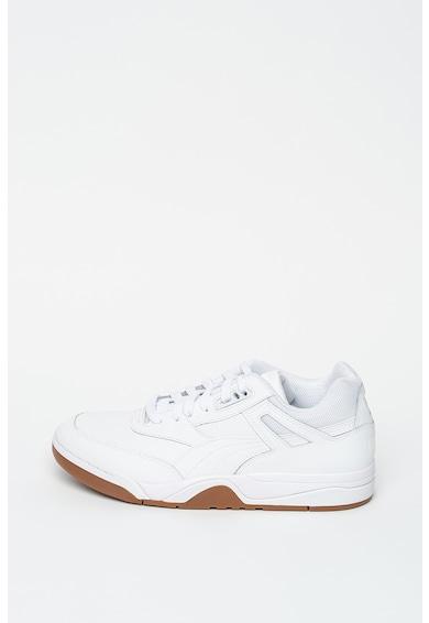 Puma Кожени спортни обувки Palace Guard Мъже