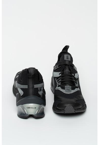 Puma Мрежести спортни обувки LQDCELL Origin с кожа и велур Мъже