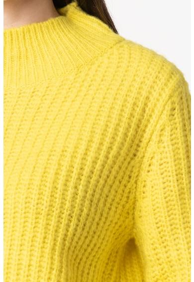 Replay Pulover cu aspect tricotat fin Femei
