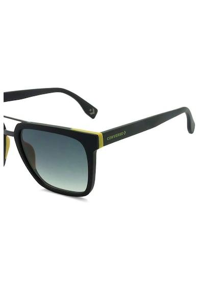 Converse Квадратни слънчеви очила с градиента Мъже