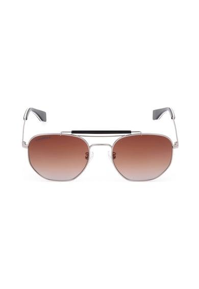 Converse Унисекс слънчеви очила Aviator с градиента Жени