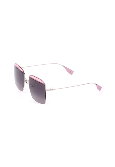 Converse Унисекс квадратни слънчеви очила с метална рамка Жени