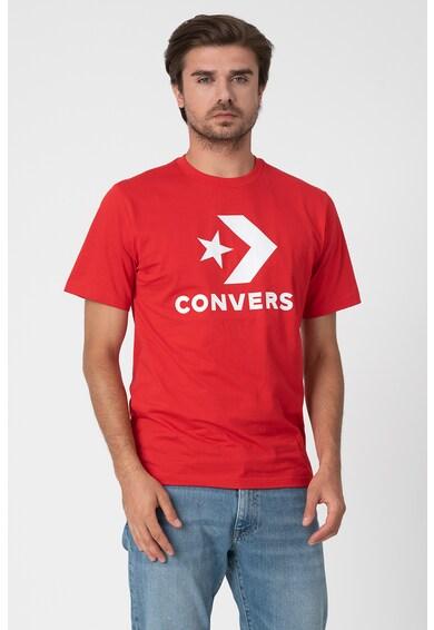 Converse Тениска Star Chevron с лого Мъже