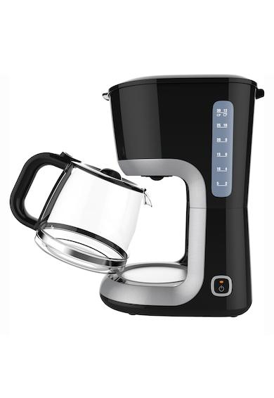 Electrolux Cafetiera  , 1100W, 1,65L, 12 cesti, Anti-picurare, auto-off 40 min, Negru / Inox Femei