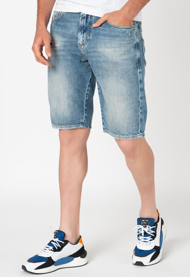 Diesel Pantaloni scurti din denim Barbati