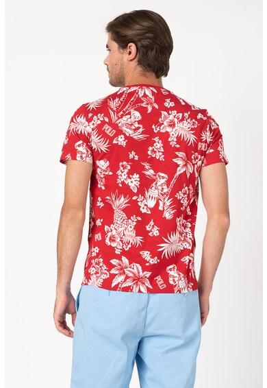 Polo Ralph Lauren Trópusi mintájú póló férfi