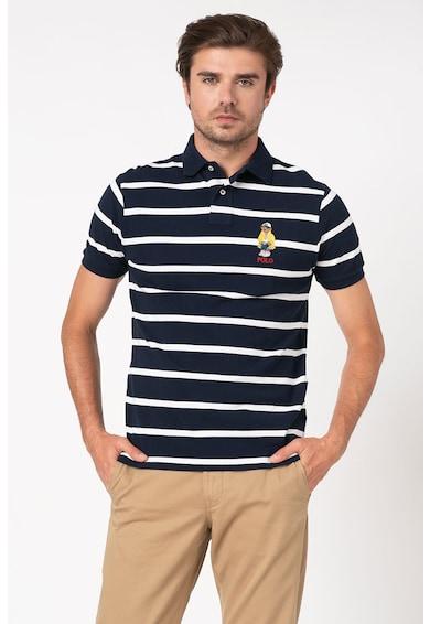 Polo Ralph Lauren Szűk fazonú galléros póló férfi