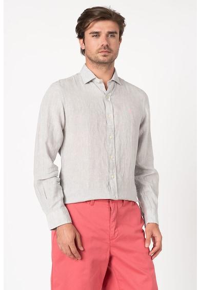 Polo Ralph Lauren Hosszú ujjú lenvászon ing férfi