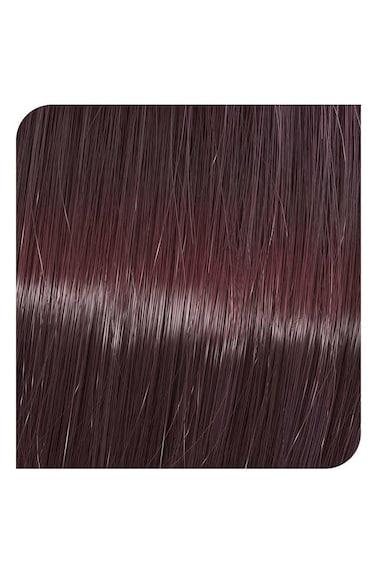 Wella Professionals Vopsea de par permanenta  Koleston Perfect 55/65 COOL VIBRANT REDS Castaniu deschis intens violet mahon, 60 ml Femei