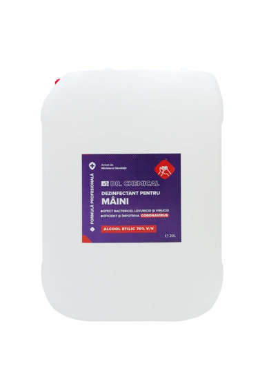 Dr. Chemical Solutie dezinfectant pentru maini Dr.Chemical, bactericid Femei