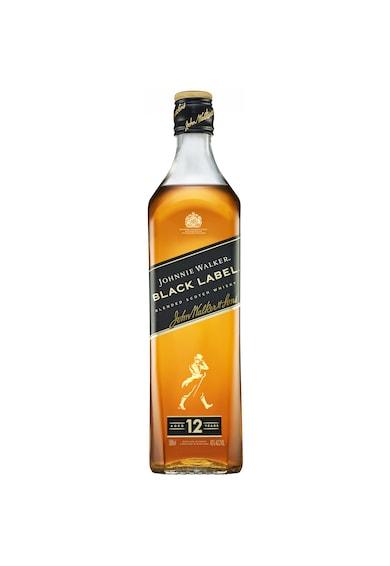 Johnnie Walker Whisky  Black Label 12YO, Blended 40%, 0.5l Femei