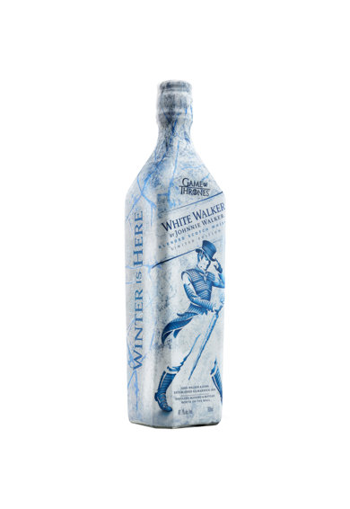 Johnnie Walker Whisky  Got White Walker Limited Edition, Blended 41.7%, 0.7l Femei