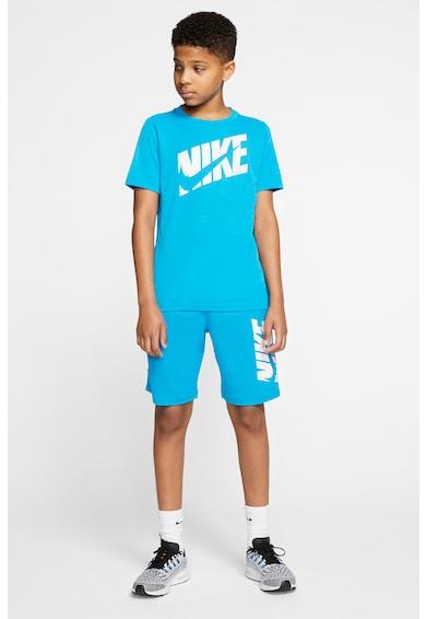 Nike Спортна тениска с лого Момчета