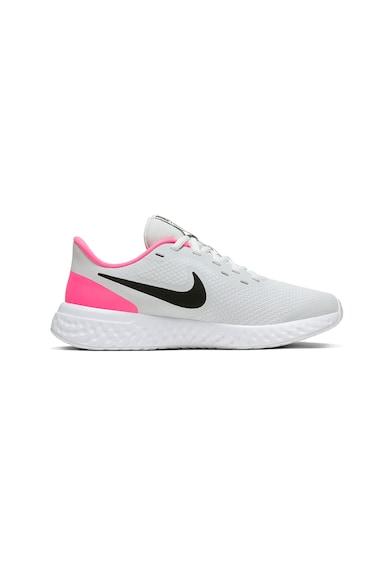 Nike Обувки за бягане Revolution 5 с лого Момичета