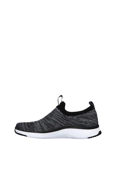 Skechers Мрежести спортни обувки Solar Fuse без закопчаване Мъже