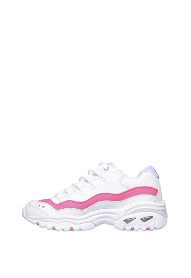 Skechers Спортни обувки Energy-Over Joy с кожа и еко кожа Жени